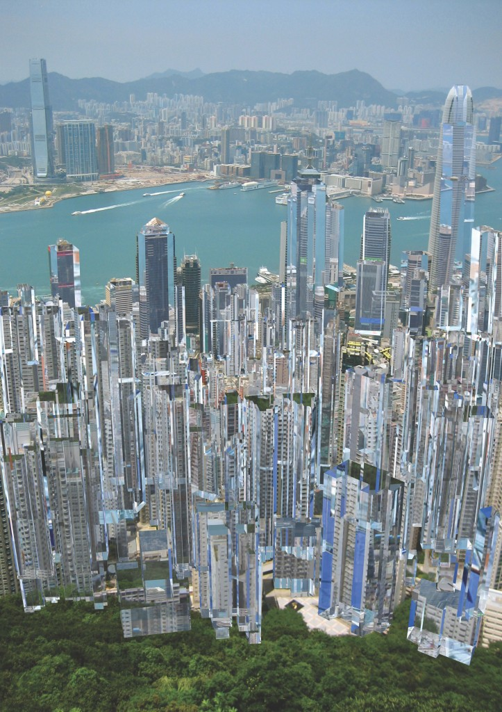 Hong Kong Built Unbuilt A2