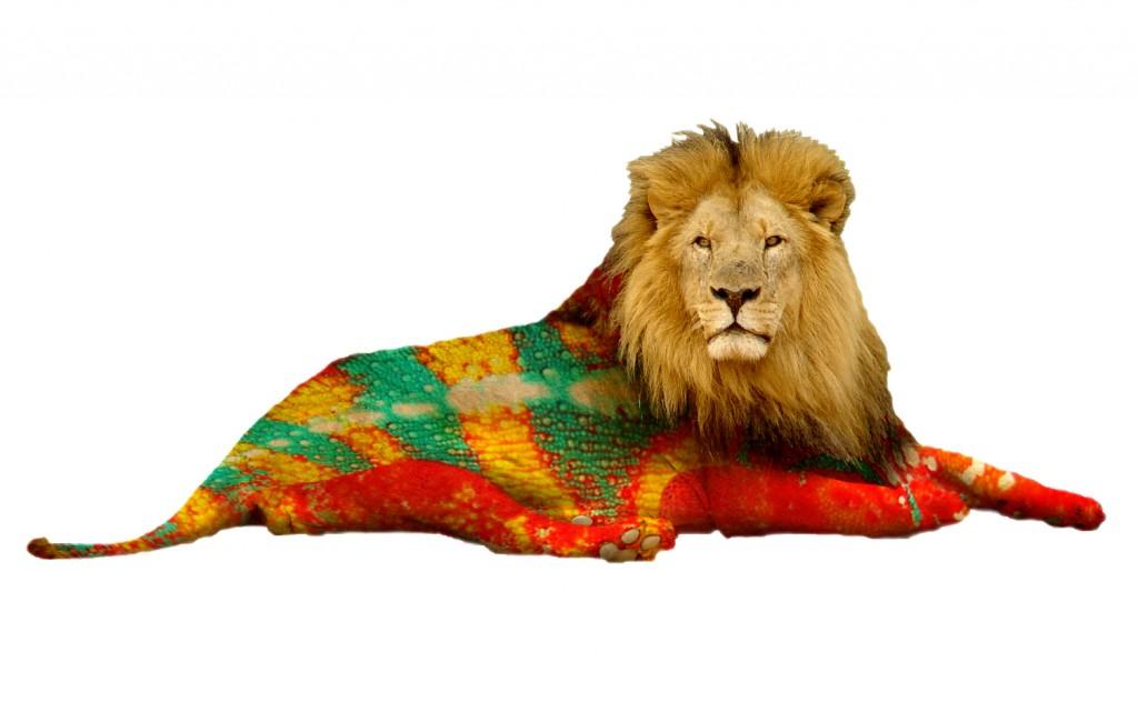 chameleon.lion