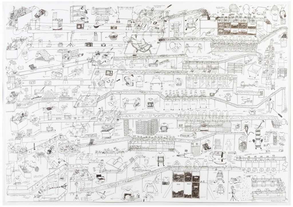 michael-landy-breakdown-drawing