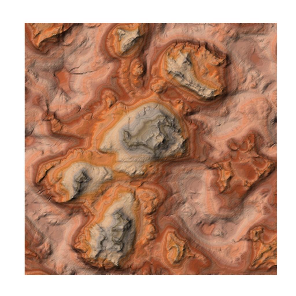 terrain plan