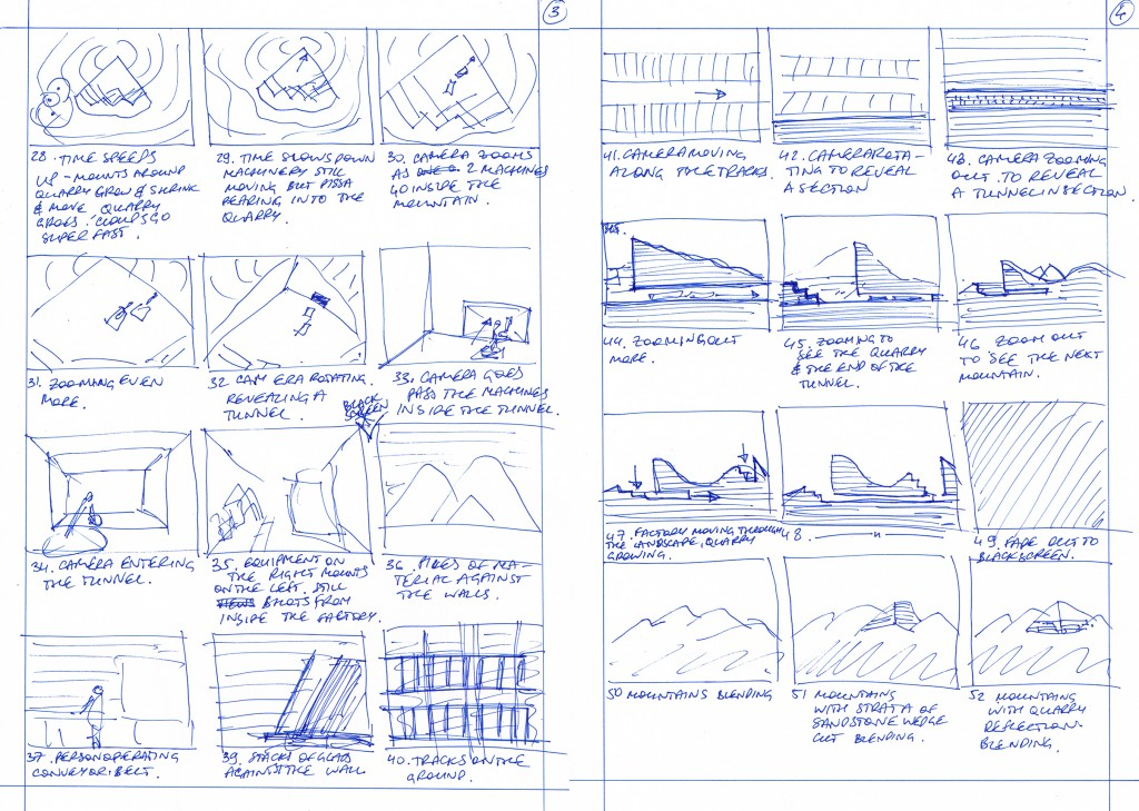 film storyboard 2