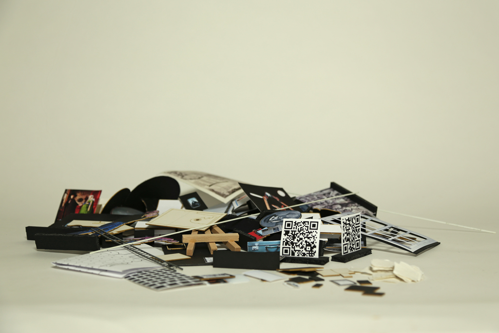 The scrap heap of the History of the Future of the Image
