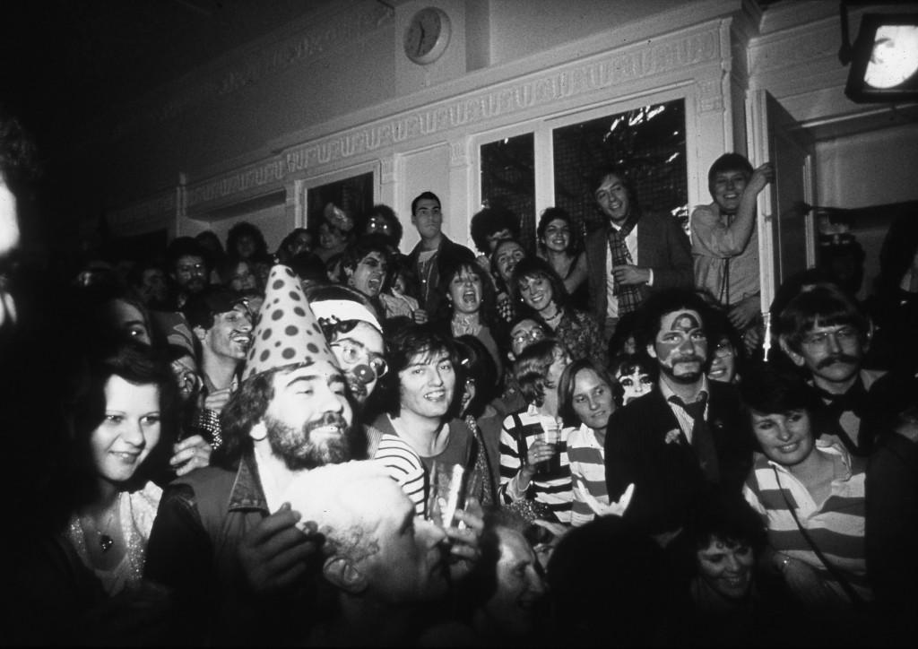 1978. Carnival - fun times.