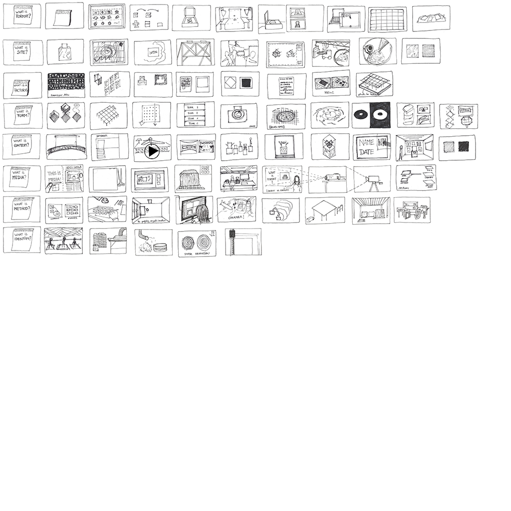 Storyboard in January