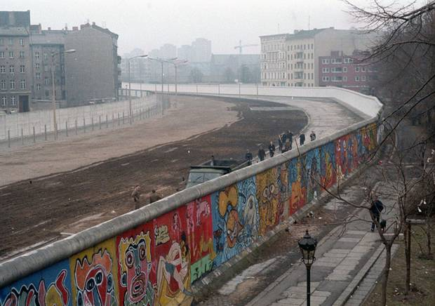 Berlin Wall, Germany