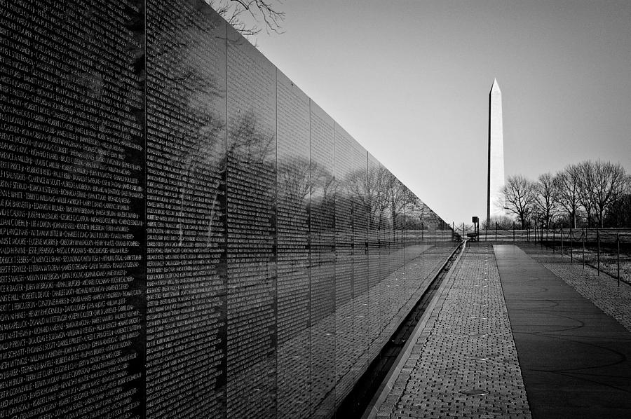 Vietnam Veterans Memorial Wall, United States