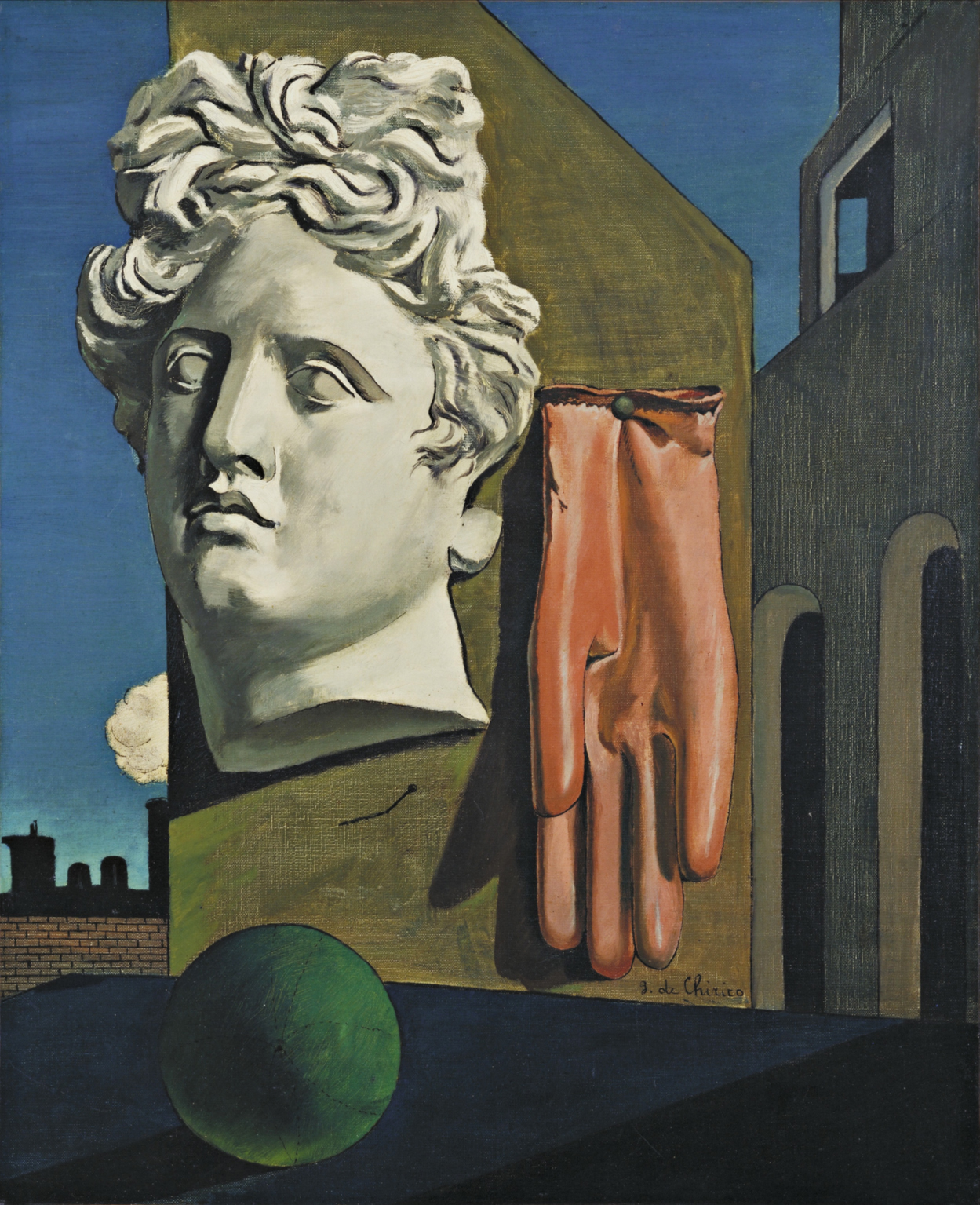 De Chirico_Love Song