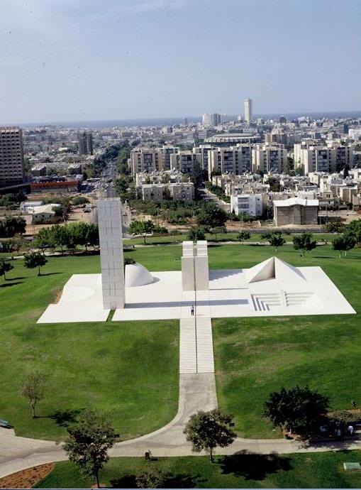 Kikar Levana by Dani Karavan, Tel Aviv, Israel, 1977 4