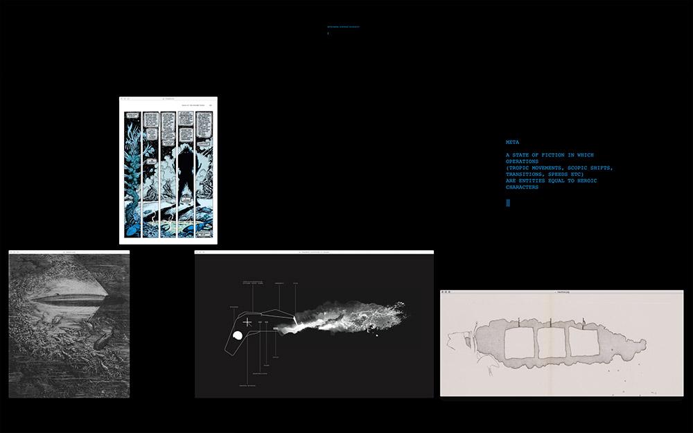 charles arsene henry metacamera suspense bluedrift