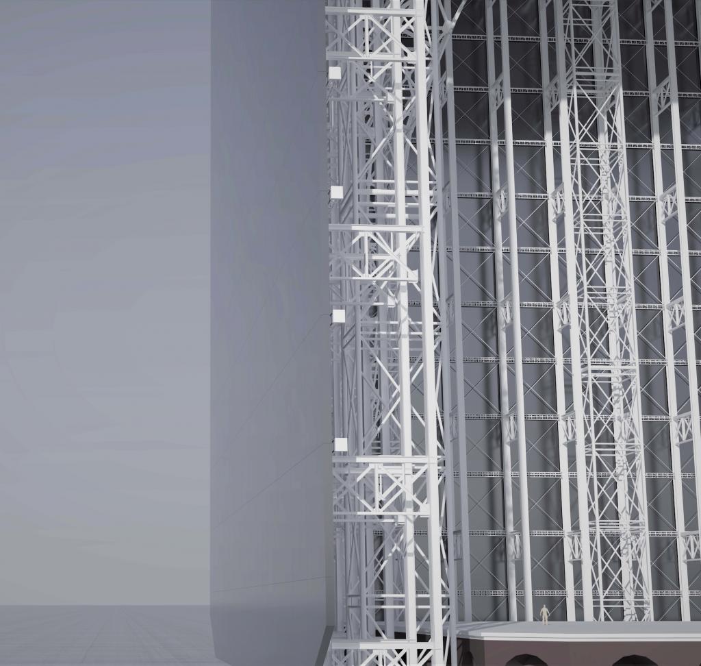 Telescape_Under Construction