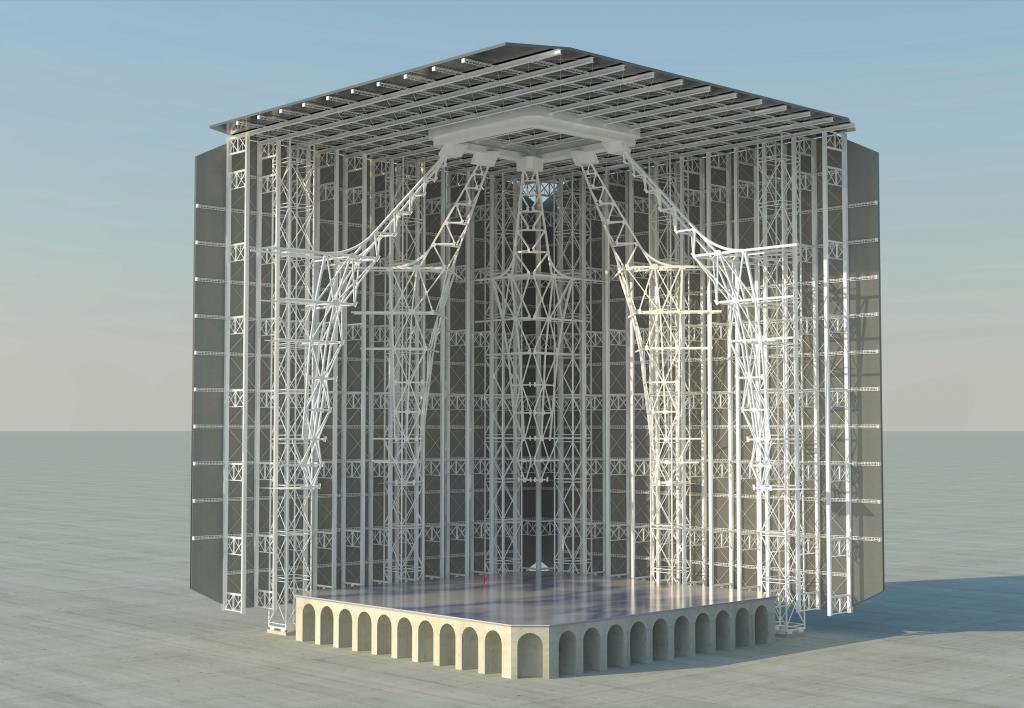 telescape-structure